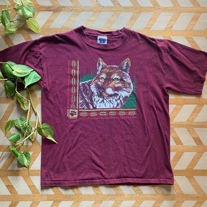 VTG | Timber Wolf Tee